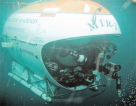 Глубоководные аппараты начали новую серию погружений на дно Байкала.