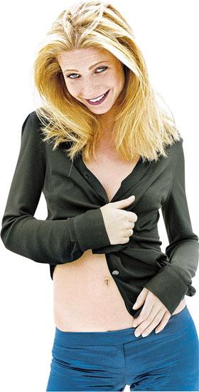 Гвинет по праву считается одной из самых сексуальных актрис планеты.