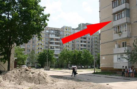 Струя «гейзера» доставала до 4-го этажа.
