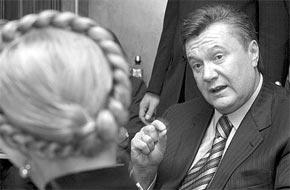 Тимошенко и Янукович хотели избирать президента в Раде?