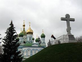 Могилу русских воинов возобновляли за счет России.
