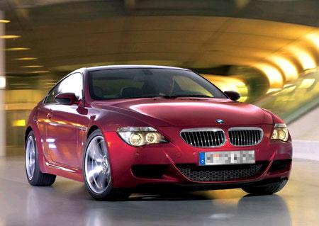 Из-за такого вот BMW в 2005 году Андрей Ющенко впервые попал в скандальную хронику.