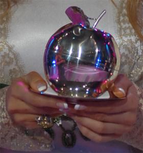 Главный приз - «Серебряное яблоко».