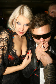 Светлана Вольнова и Сергей Ермаков хлебнули клубной атмосферы.