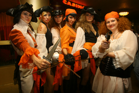 Пиратско-папараццкая коллекция от «Комсомолки» удивила всех.