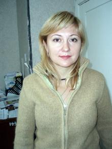 Классный руководитель Наталья Завада.
