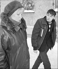 Мама Марка Кустовского рассказывает нашему корреспонденту, как ее сын попал в тюрьму.