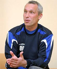 Олег Протасов: - Надеюсь, сегодня украинцы выиграют.