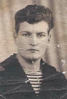 Это единственная фотография Мечислава Кохановского, биологического отца Людмилы Джурко, которая сохранилась у дочери.