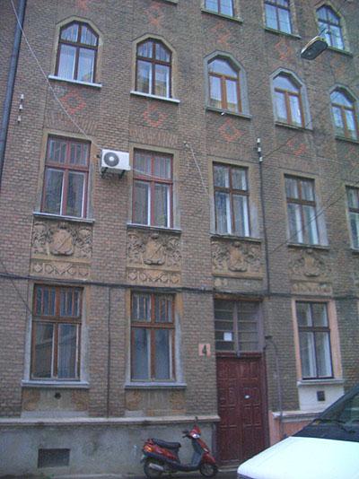 Дом, в котором жил Арсений Яценюк, а сейчас
