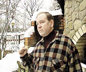 Политический советник Б. Ельцина Сергей Станкевич.