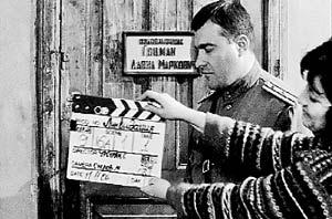 Михаил Пореченков во время съемок превратился в бравого военного.