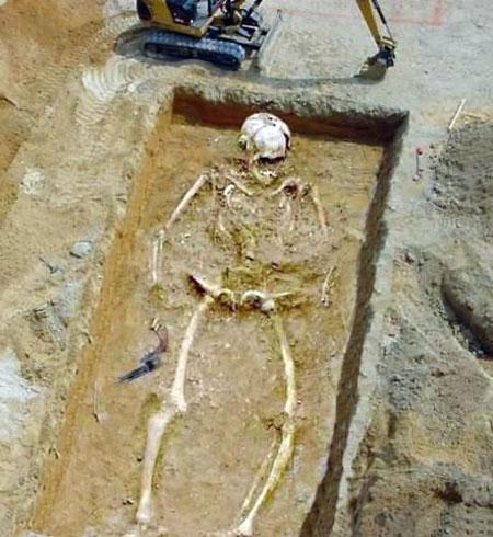 начала факты о великанах найденных археологами процессе