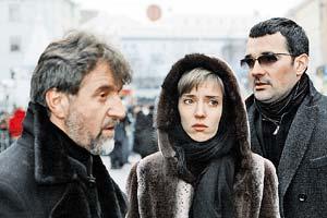 Дочь Ксения Алферова с мужем Егором Бероевым.
