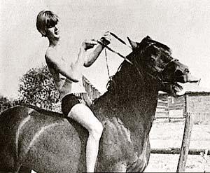 Неизвестные фотографии из семейного архива Александра Абдулова.