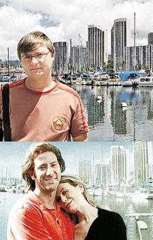 Два небоскреба на заднем плане - это и есть мой отель, который тоже поучаствовал в съемках фильма (см. фото справа).