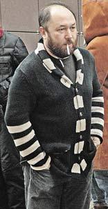 Тимур Бекмамбетов в своем Живом Журнале мечтает, чтобы за «Оскаром» вышел российский режиссер лет 30. Фото: ВАЛЕЕВ Леонид