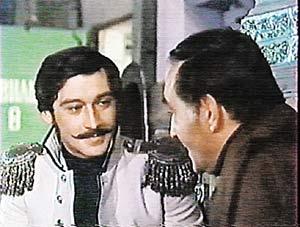 Сын актера Владимир (на фото слева) рано ушел из жизни