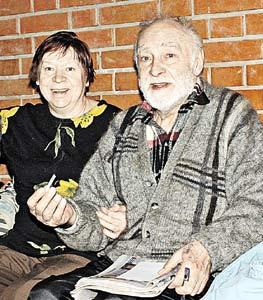 Супруги Тихоновы любят уединенный отдых на даче