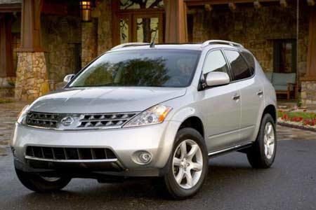 Nissan Murano - от $62 тыс.