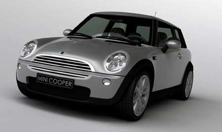 Mini Cooper - 35 тыс. EUR