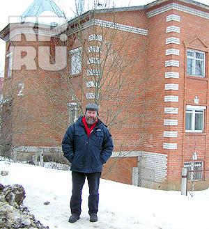 Церковь, сыгравшая роковую роль в жизни Алексея Денисова.