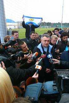Игорь Суркис: - «Динамо» возьмет «золото».