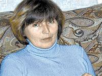 Ирина Вдовиченко.
