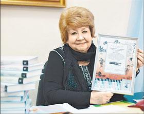 Лидия Литвиненко убеждена: у ее учеников огромный интерес к чтению.