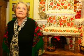 Римма Маркова обожает украинский колорит.