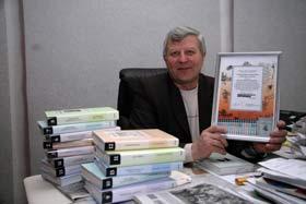 Виталий Деревянко: - Очень приятно, что наши выпускники помнят нас и дарят своей школе такие прекрасные подарки.