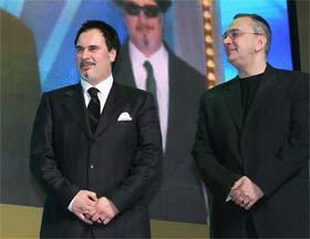 Братья Меладзе получили в Украине международную премию в сфере культуры и творчества.