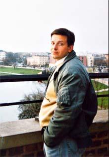 Это одно из последних фото Алексея Литовченко.