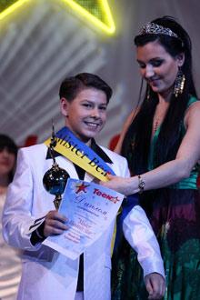 Гордый титул Mister Beauty Star достался дончанину Олегу Кулику.