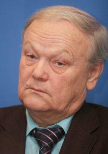 Борис Олийнык: - Мы сами, без Солженицына, справимся.
