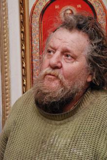 По словам Владимира Ильича,он с детства мечтал стать священником.