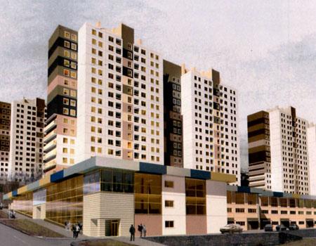 Небоскребы по пятьдесят этажей в самом центре Днепропетровска, фешенебельные гостиницы мировых отельных брендов...