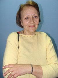 Преподаватель вокала Анна Бузовская: - Валеру ругать мне было не за что.