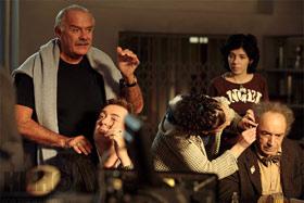 Кадр из фильма «12»: Гафт любит сниматься у Михалкова.