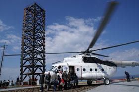 Тот самый вертолет, бортовой номер 24275.