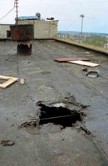20 апреля 2000 года в жилой дом в Броварах тоже влетела «болванка». Три человека погибли.