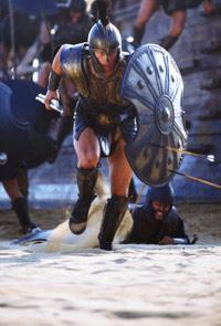 Широкой аудитории Ахилл известен по голливудскому фильму «Троя», где роль неуязвимого героя исполнил Брэд Питт.
