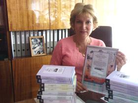 Ирина Лубянская: - То, что наш родной 6-В подарил школе серию книг от «КП», стало самым приятным сюрпризом.