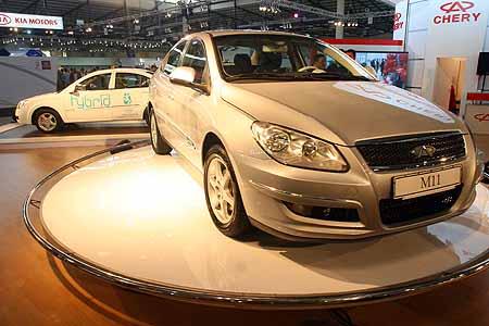 По дизайну китайские авто уже не уступают европейским.
