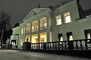 У президента как главы исполнительной власти есть свой рабочий кабинет в «Белом доме».