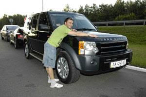Виктор Павлик: - Хорошей машины должно быть много!