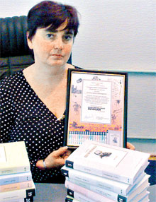 Светлана Мишнева: - У нас школа с углубленным изучением русского языка, а русской литературы катастрофически не хватало.