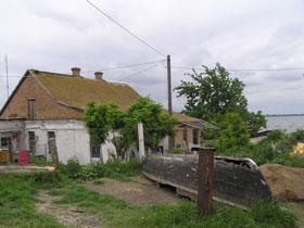 Тот самый дом в переулке Глухом, где родился Ося.