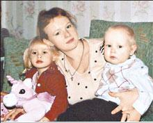 Светлана Щербина мечтает об уютной детской для Насти и Никиты в новой квартире.