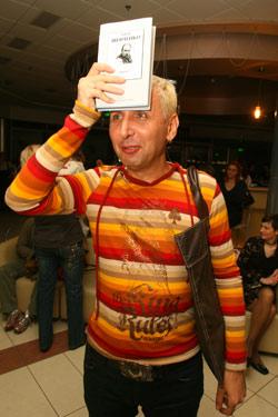 Костя Гнатенко остановил выбор на своем любимом Шевченко.